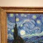 Vicent van Gogh - The Starry Night 1889 - Museu de Artes Modernas – o MOMA.